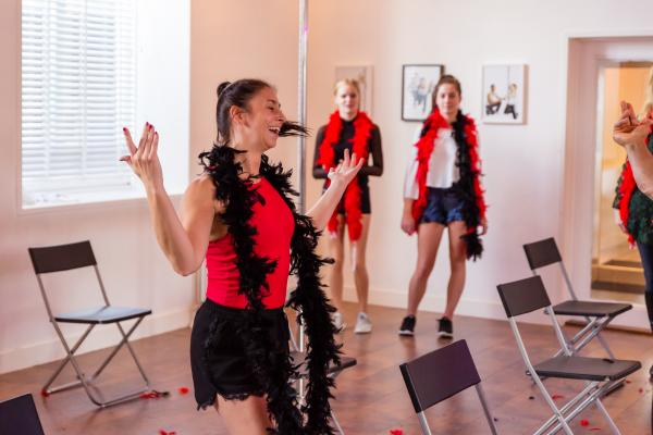 Workshop Burlesque in Tilburg